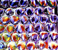 Glass Marbles #6