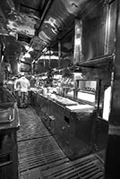 Dining Car, Kitchen
